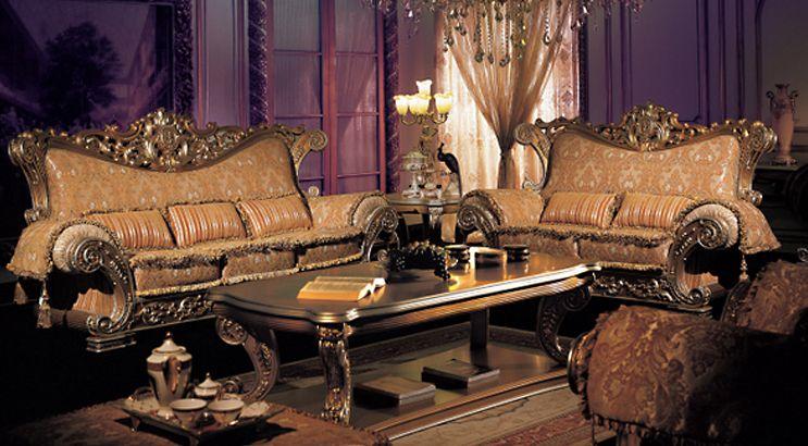 Italian Furniture - Italian Living Room Furniture Sets ...