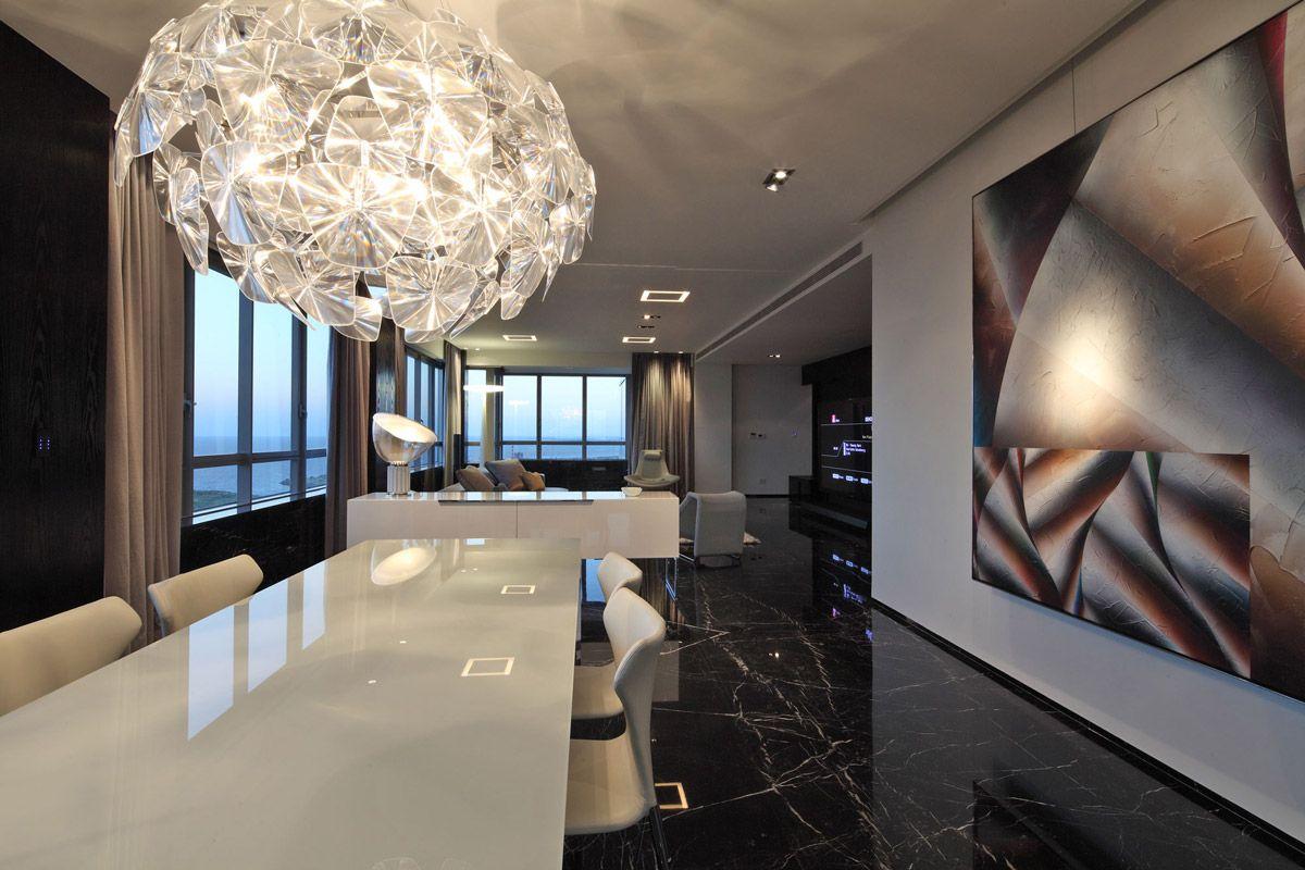 Modern apartment in buenos aires argentina by vestudio arquitectura