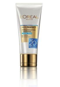 L Oreal Paris Whitening And Pimple Reduction Face Wash Facewash