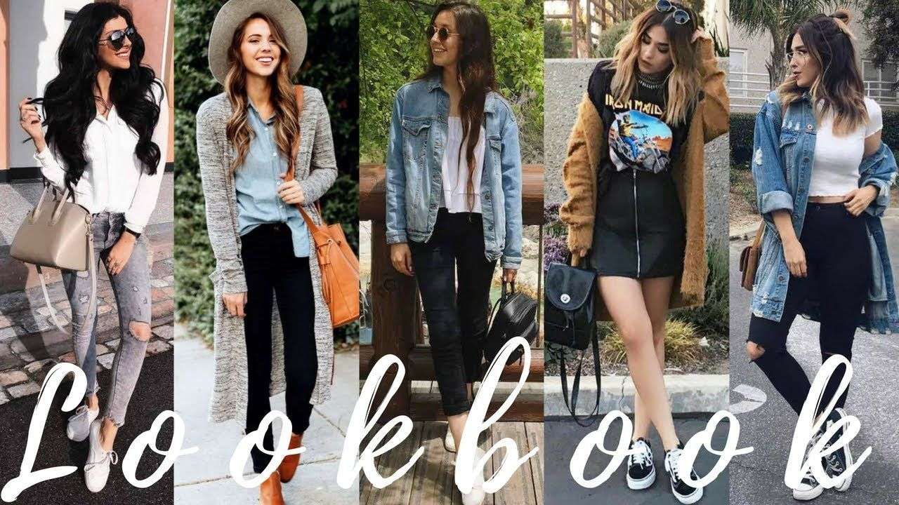23169d714ce 20 Plus Back To School COOL Girl Outfit Ideas for 2018