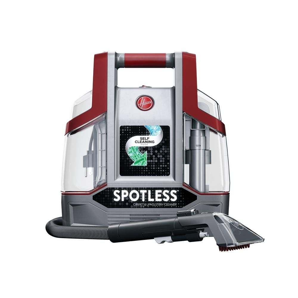 Hoover Professional Series Spotless Portable Carpet And Upholstery