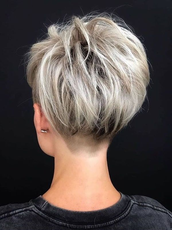 Best Short Pixie Haircut Styles To Show Off For Bold Look In 2020 Fashionsfield Short Textured Hair Short Hair With Layers Thick Hair Styles