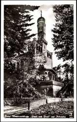 Peter und Paul Kirche, Ansichtskarte 1920