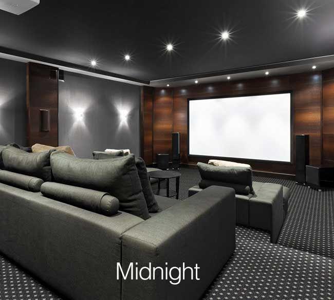 Small Home Theater Rooms: Diamond Lattice In 2019