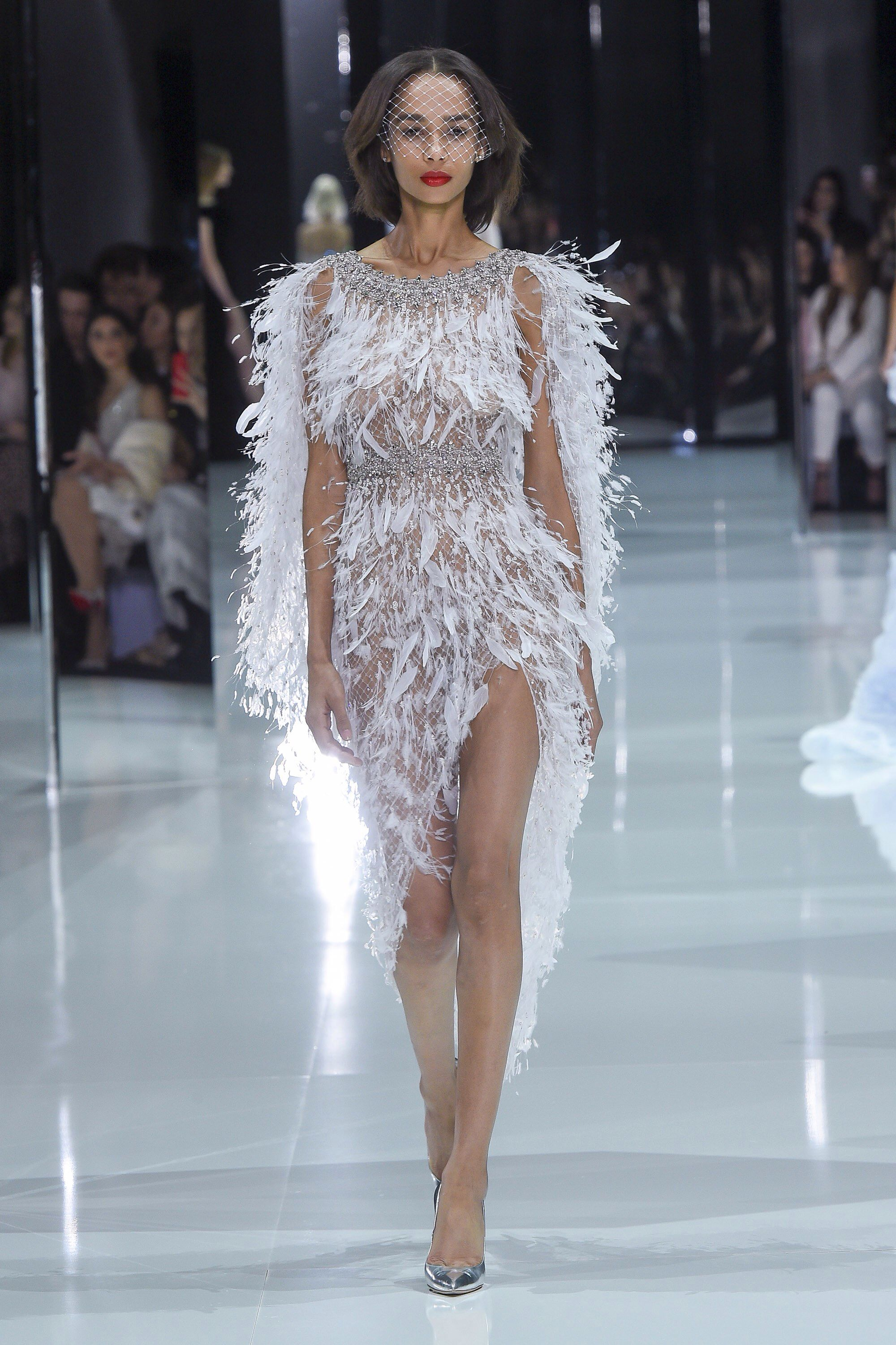 27c2c7f3ee9d Ralph   Russo Spring 2018 Couture Fashion Show Collection