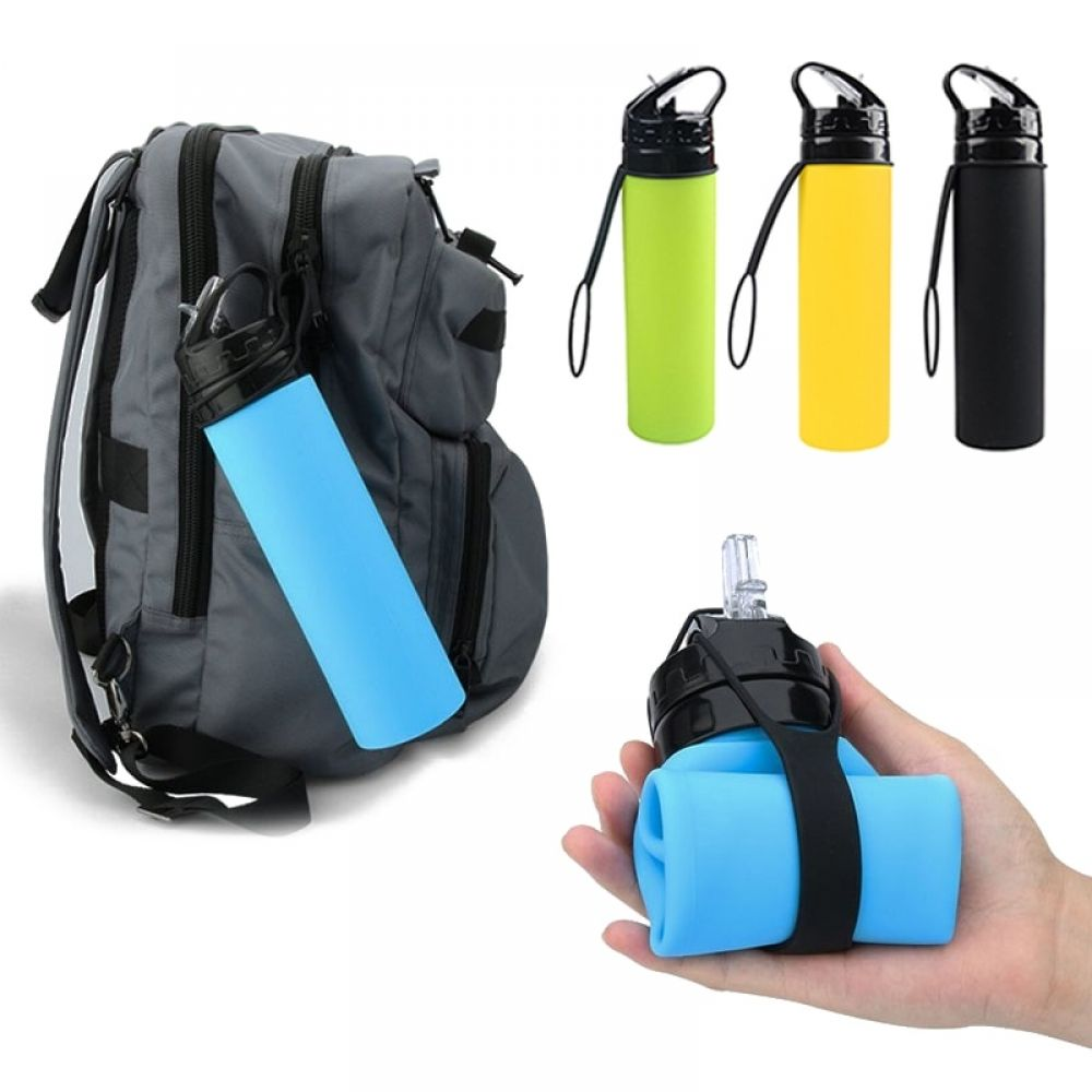Collapsible Bottles Portable Foldable