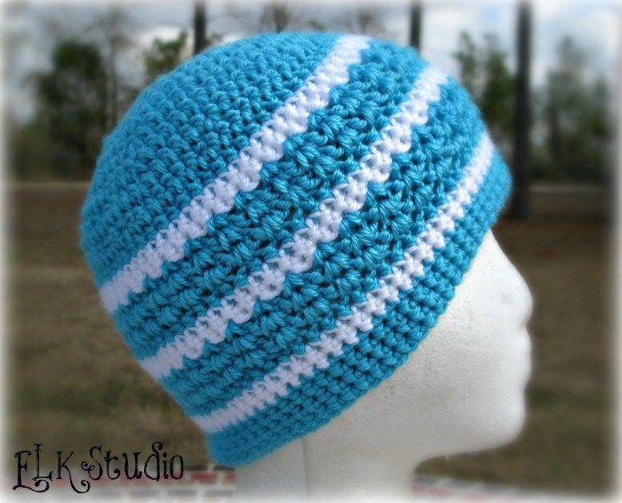 706cba47976 Hint of Spring Crochet Beanie by ELK Studio  beanie  freepattern