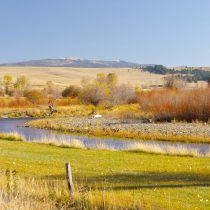Get Lost this Fall in Southwest Montana