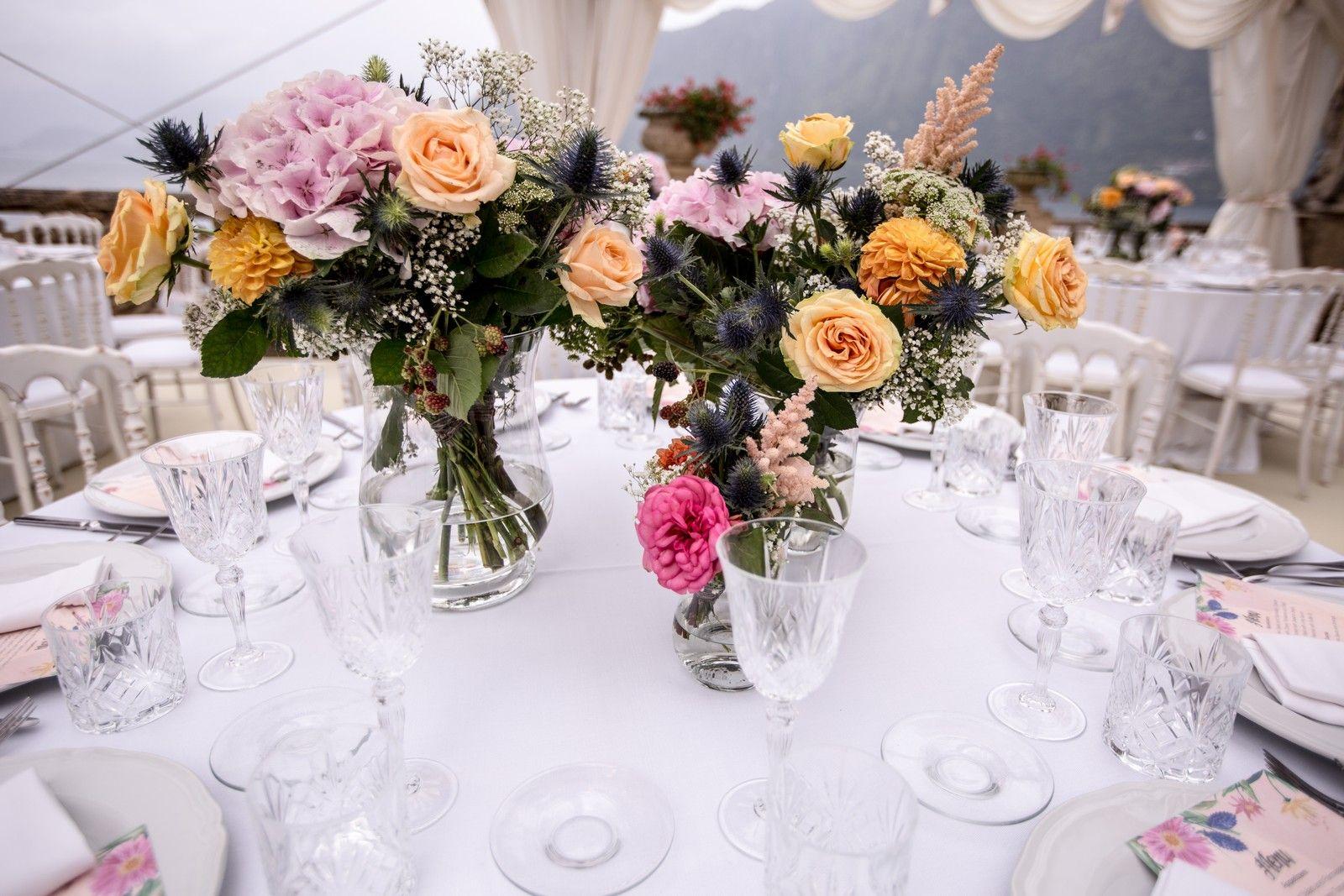 Table villa balbianello