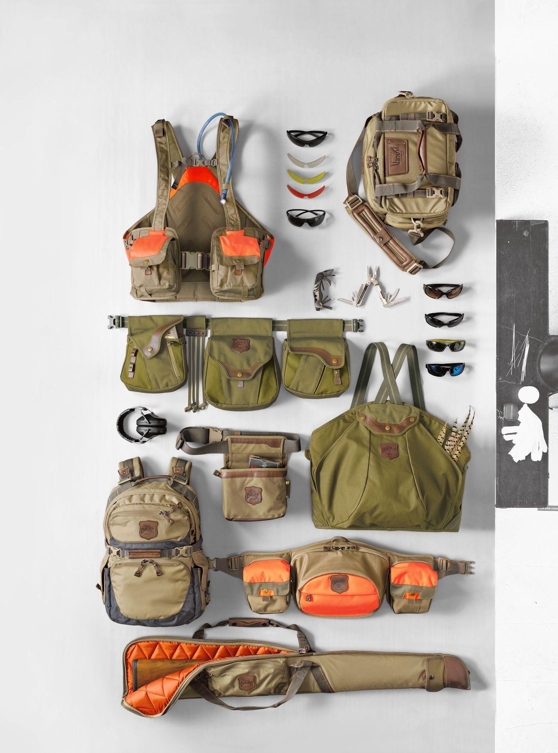 Time to update your gear list. Eddie Bauer Sport Shop.