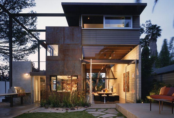 House LOFT STYLE .
