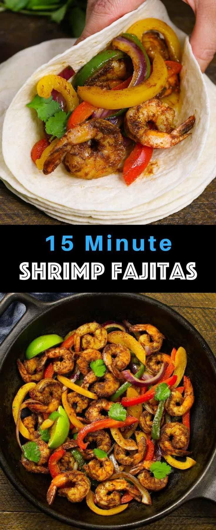 Diese Shrimp Fajitas sind in nur 15 Minuten einfach zuzubereiten - Brutzeln, Karamellisieren ...   - FOOD - #Brutzeln #Diese #einfach #Fajitas #Food #Karamellisieren #Minuten #nur #Shrimp #sind #zuzubereiten #shrimpfajitas Diese Shrimp Fajitas sind in nur 15 Minuten einfach zuzubereiten - Brutzeln, Karamellisieren ...   - FOOD - #Brutzeln #Diese #einfach #Fajitas #Food #Karamellisieren #Minuten #nur #Shrimp #sind #zuzubereiten #shrimpfajitas