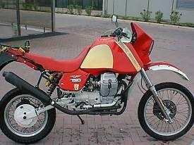 Moto Guzzi 750 NTX Quattro Valvole (1987)