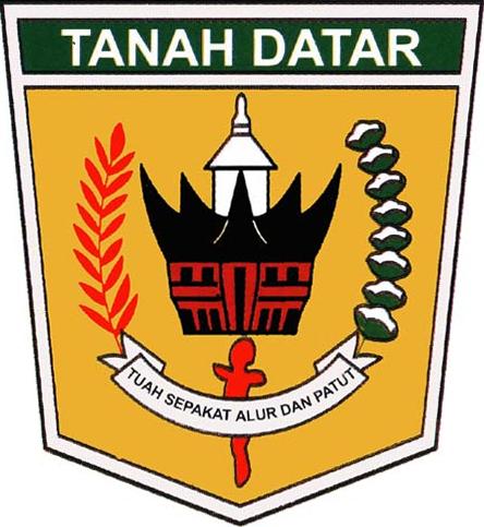 Https Upload Wikimedia Org Wikipedia Commons 1 1a Lambang Kabupaten Tanah Datar Png Indonesia Kota Abstrak