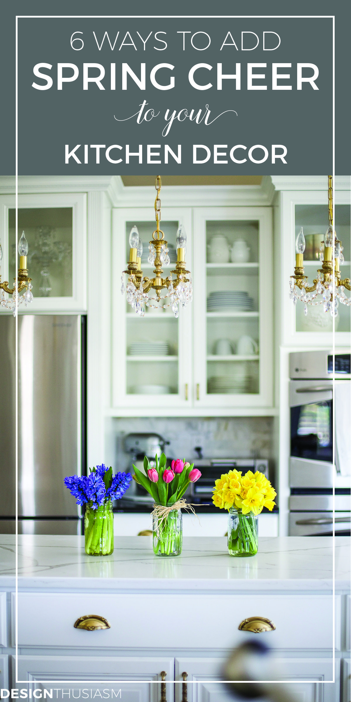 Spring Room Decor: 6 Ways to Add Spring Cheer to Your Kitchen | Diy ...