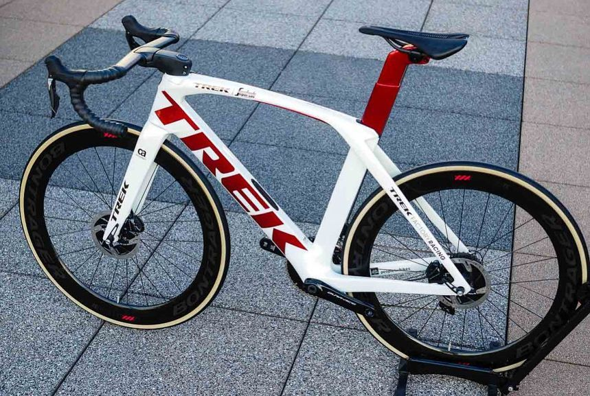 The New Trek Madone Slr Takes All That Was Good With The Previous