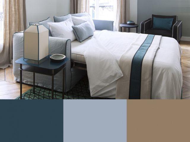 Γγρ│ choisir les couleurs classiques d'une déco bord de mer ... - Choisir Les Couleurs D Une Chambre