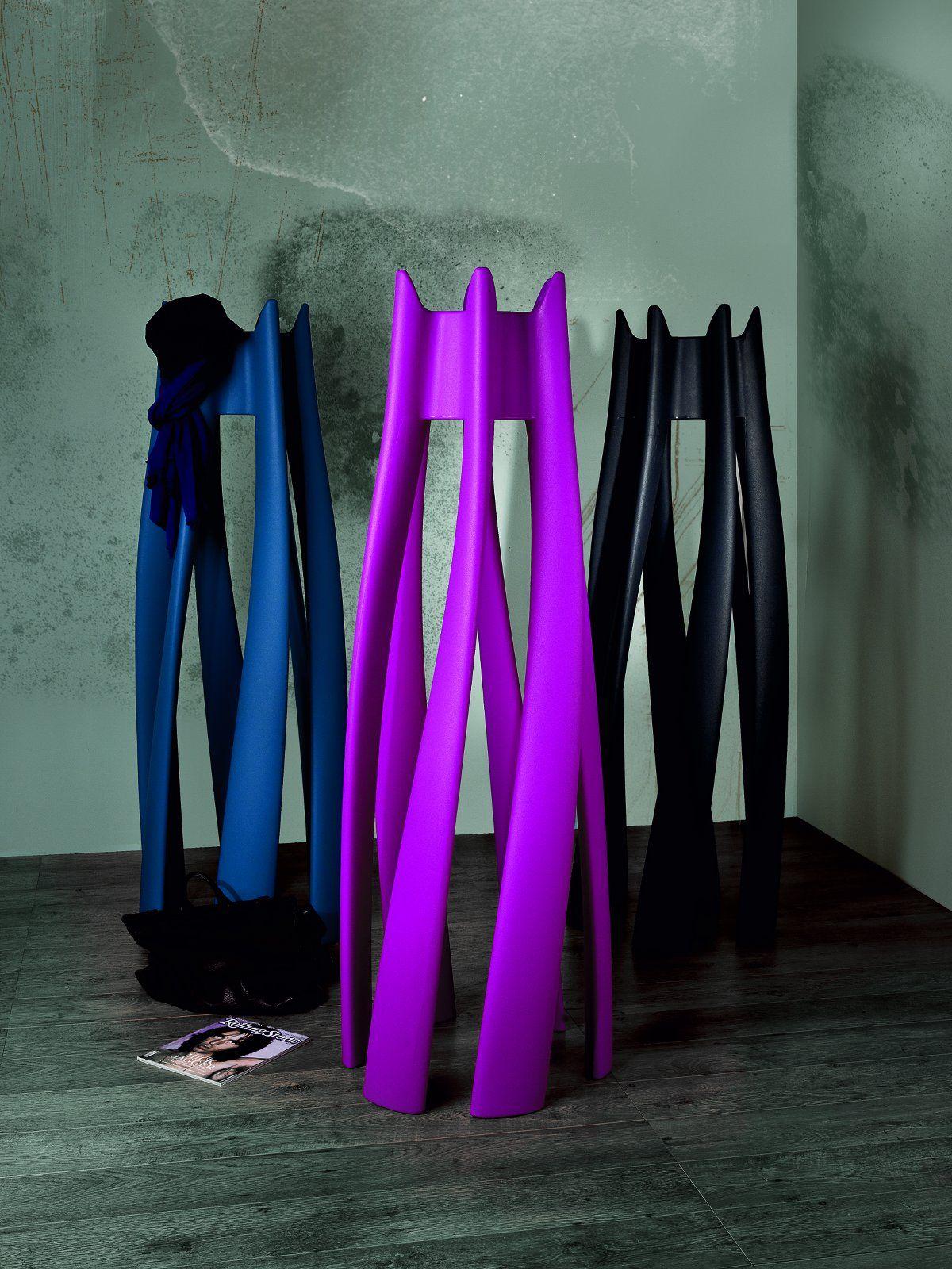 Appendiabiti in polietilene DANGO Collezione Opendoor by TWENTYFIRST   design Italo Pertichini