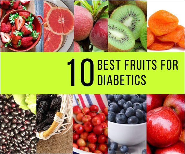 Diabetes: Obst besonders empfehlenswert