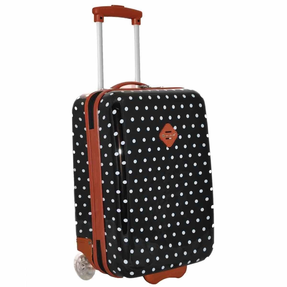 f4619a1bdc2f Snowball Children's Luggage black black 52 x 34 x 19 cm   Hand ...