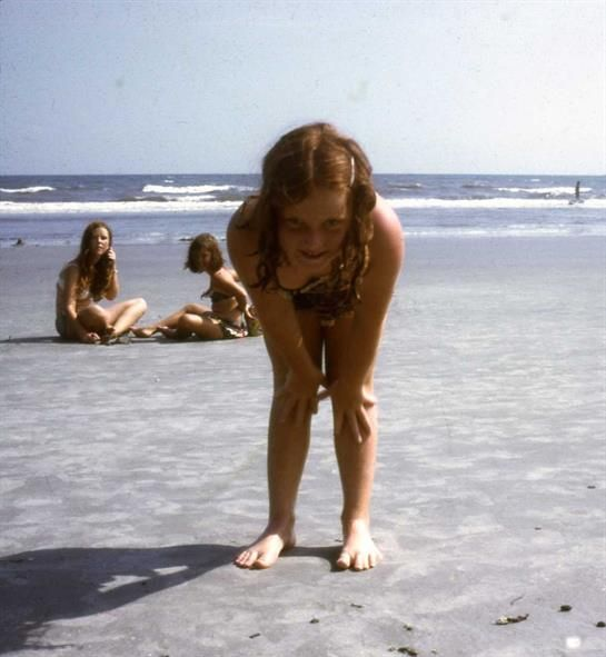 At Myrtle Beach Sc 1971 Helen Smith Myrtle Beach