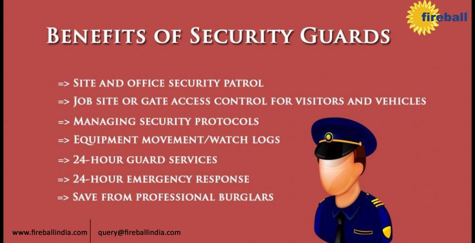 Best security companies in delhi security guard services
