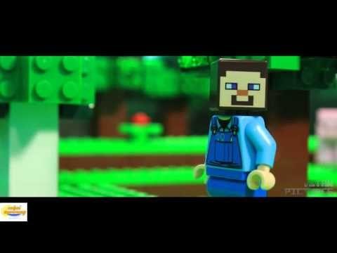 Minecraft Lego Survival 1 21   Minecraft Lego Survival Part 1 + Part 21