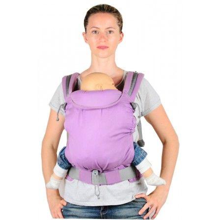 267e149f8bea Porte-bébé P4 LLA Prune   Tous les porte-bébés (préformés) en vente ...