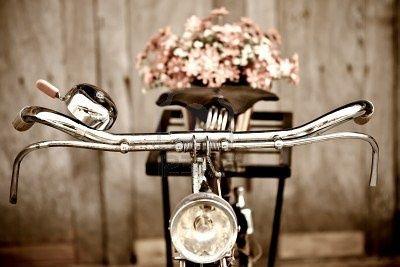 Romantic bike