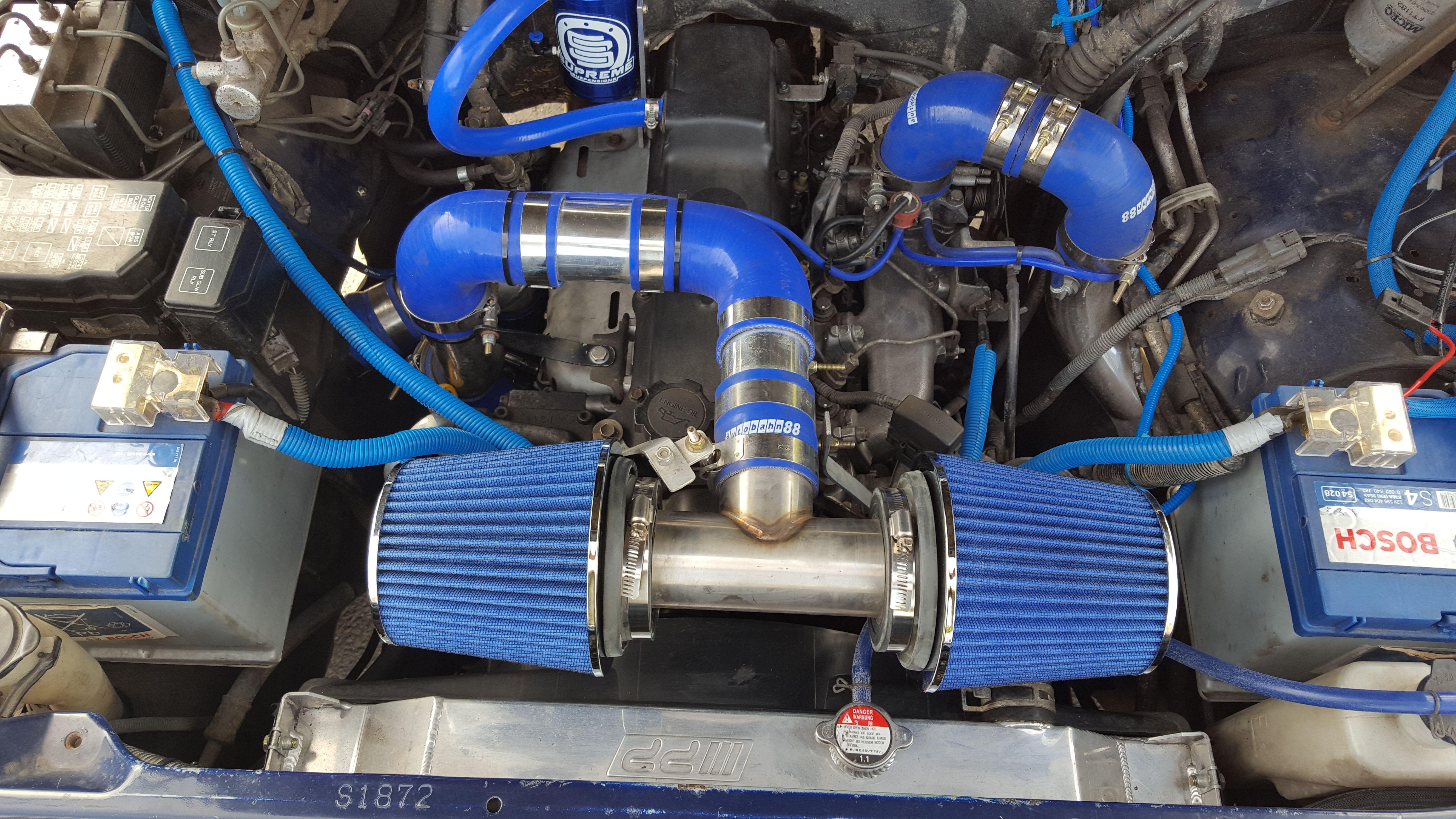 779034KP K&N Performance Air Intake System in 2020