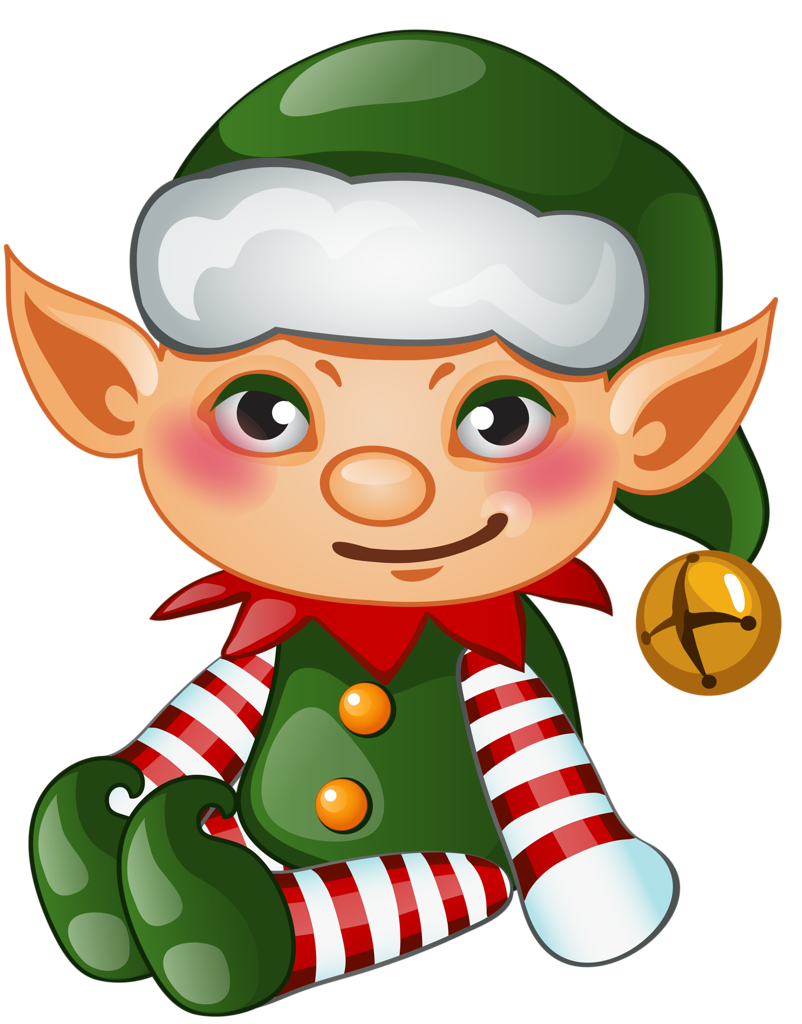Elf Clipart transparent background 8 802 X 1024