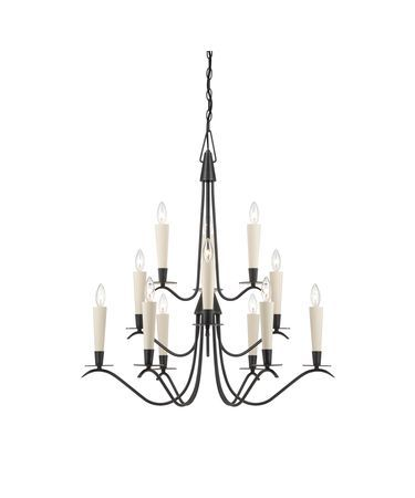 Savoy House 1P-5483-12 Plymouth 32 Inch Chandelier