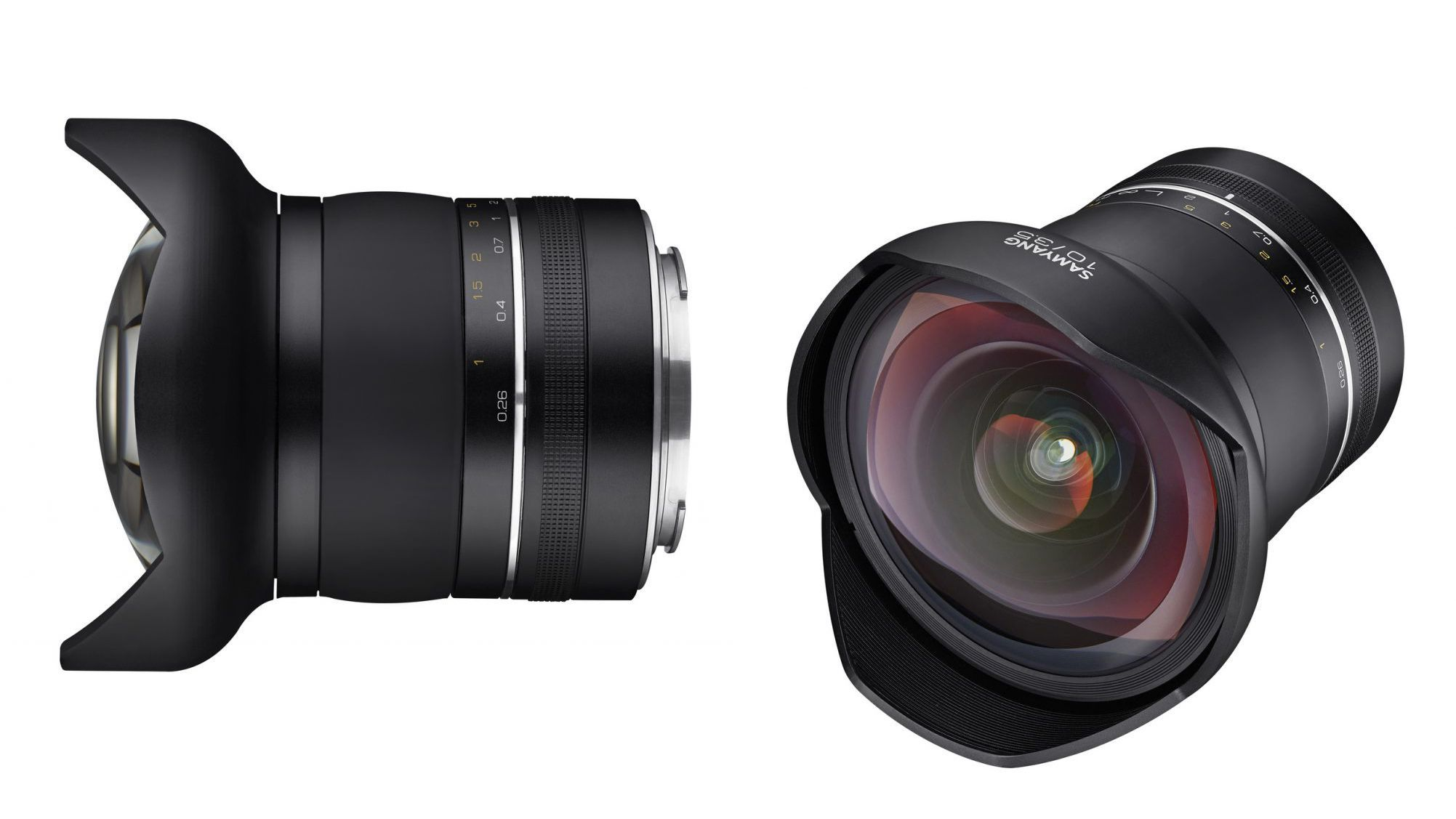 Samyang Announces 10mm F 3 5 The World S Widest Lens For Full Frame Dslrs Diy Straw Diy Honeycomb Diy Photography