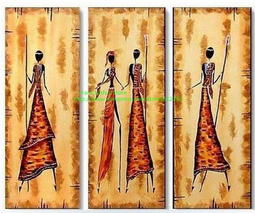 tableau africain aliexpress