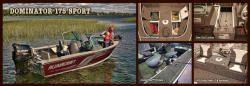 New 2013 - Alumacraft Boats - Dominator 175 Sport
