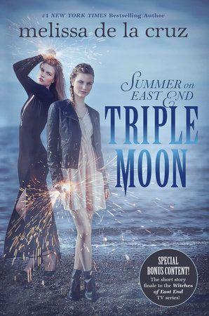 Triple Moon By Melissa De La Cruz 9780698188280