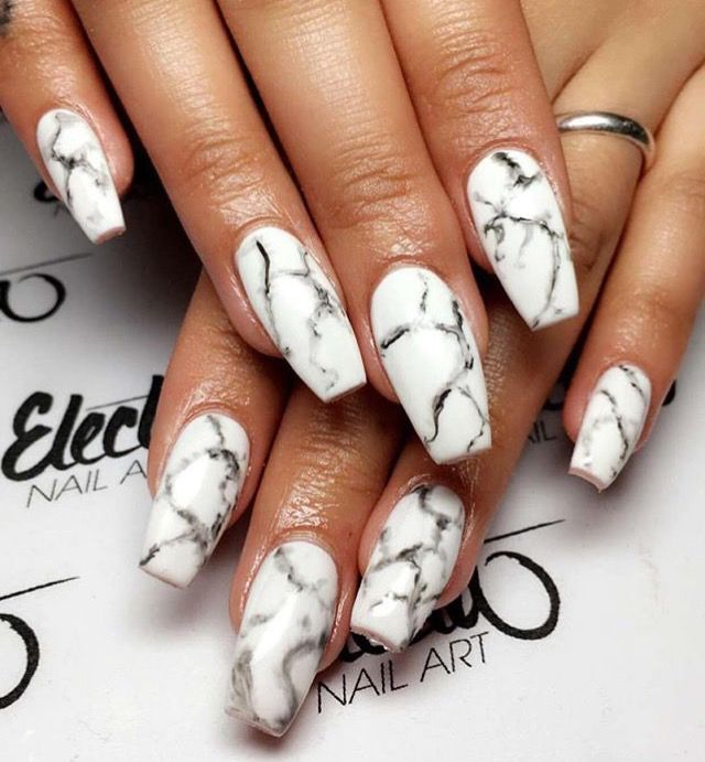 Pin by Tenise Lloyd on Arie party | Pinterest | Hot nails and Manicure