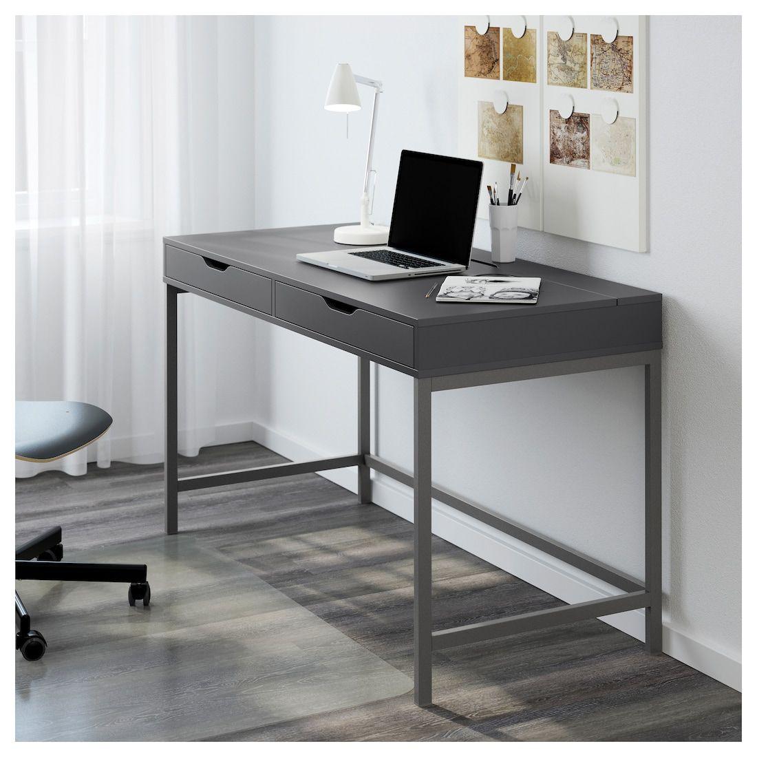 ALEX Desk - gray 51 5/8x23 5/8