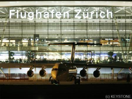 Flughafen Zürich im April mit 6,6 Prozent mehr Passagieren