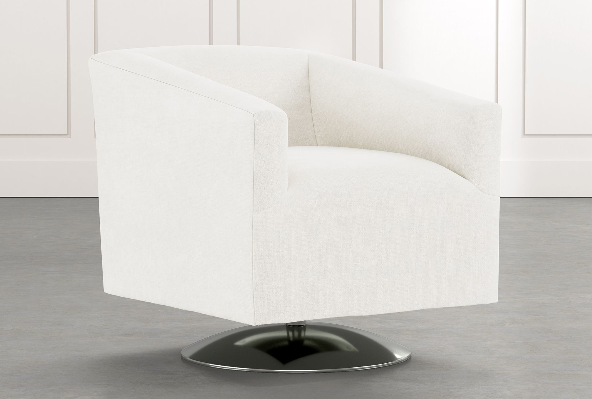 Best Loft White Swivel Accent Chair In 2020 Accent Chairs 400 x 300