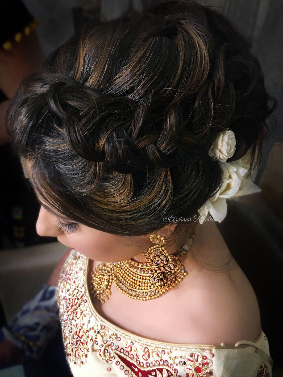 pinterest: @cutipieanu   the big fat wedding   bridal hair
