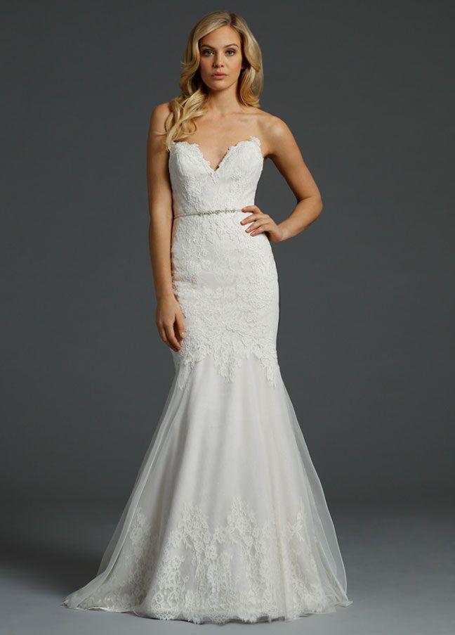 Bridal Gowns, Wedding Dresses by Alvina Valenta - Style AV9451 Che ...