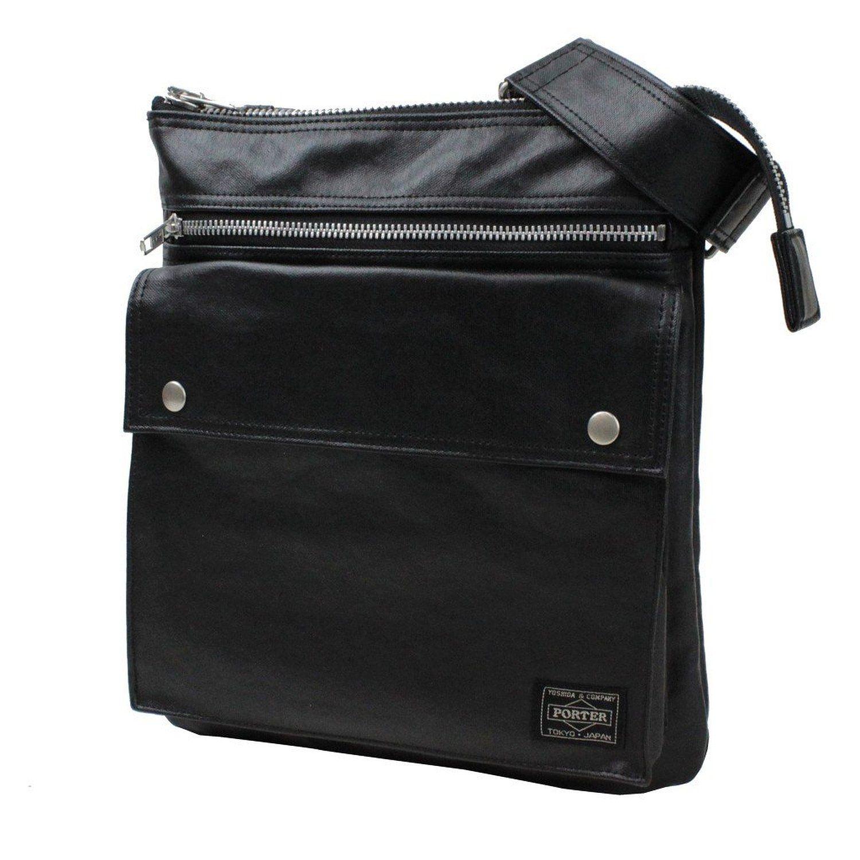 Amazon.co.jp: ポーター(porter)・フリースタイル・縦型ショルダーM (ブラック): シューズ&バッグ:通販