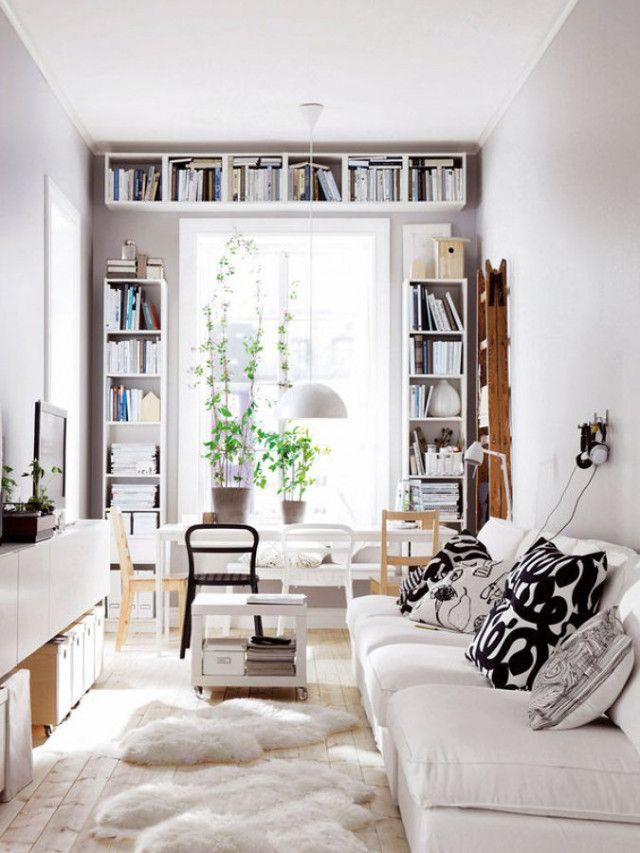 Idee low cost per arredare il soggiorno di casa ...