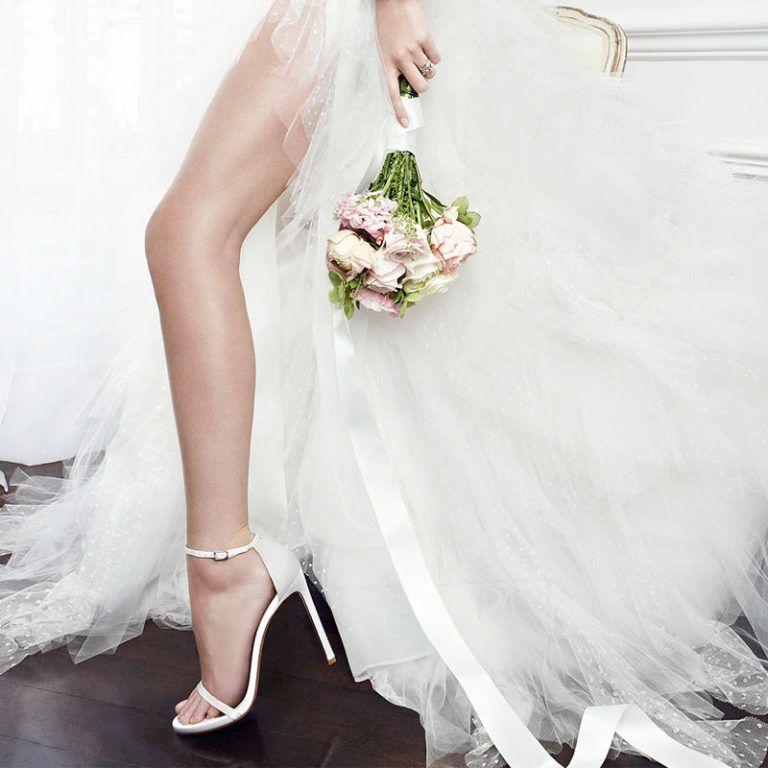 68f078fe60 Sapatos para noivas  30 ideias para você se inspirar