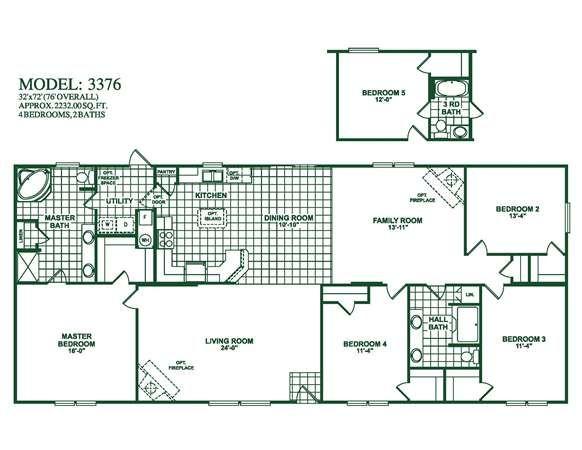 Home Finder V2 Oak Creek Homes Manufactured Homestexas Modular Homestexas Mobile Homestexas Mobile Home Floor Plans Oak Creek Homes Modular Floor Plans