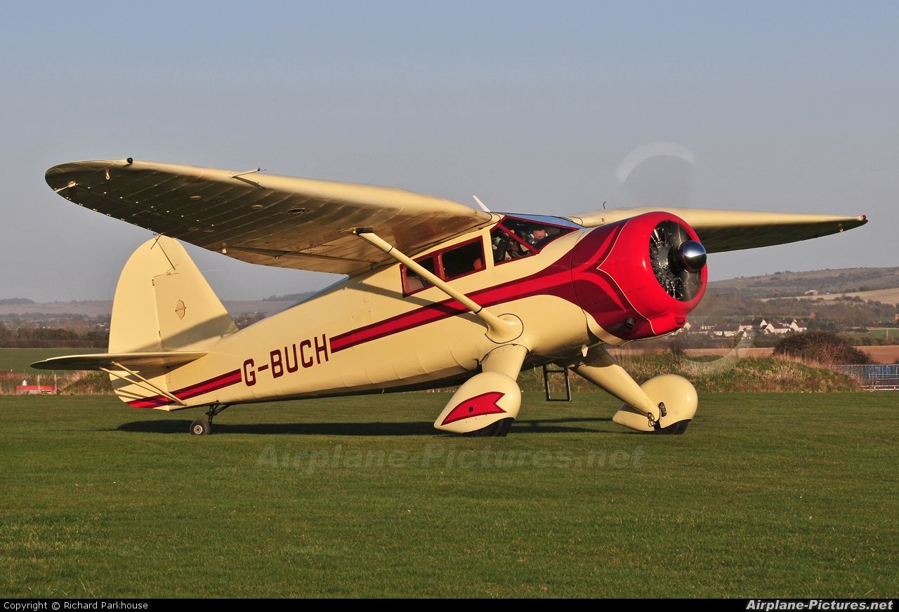 Small Private Plane Name Private G Buch Aircraft At Old Sarum Photo Private Plane Vintage Aircraft Small Aircraft