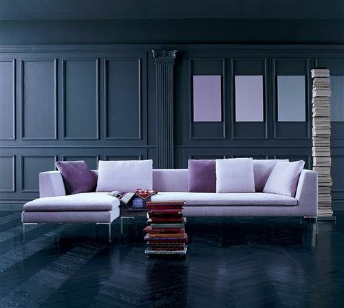 b b italia charles b b italia pinterest italia paint color schemes and interiors. Black Bedroom Furniture Sets. Home Design Ideas