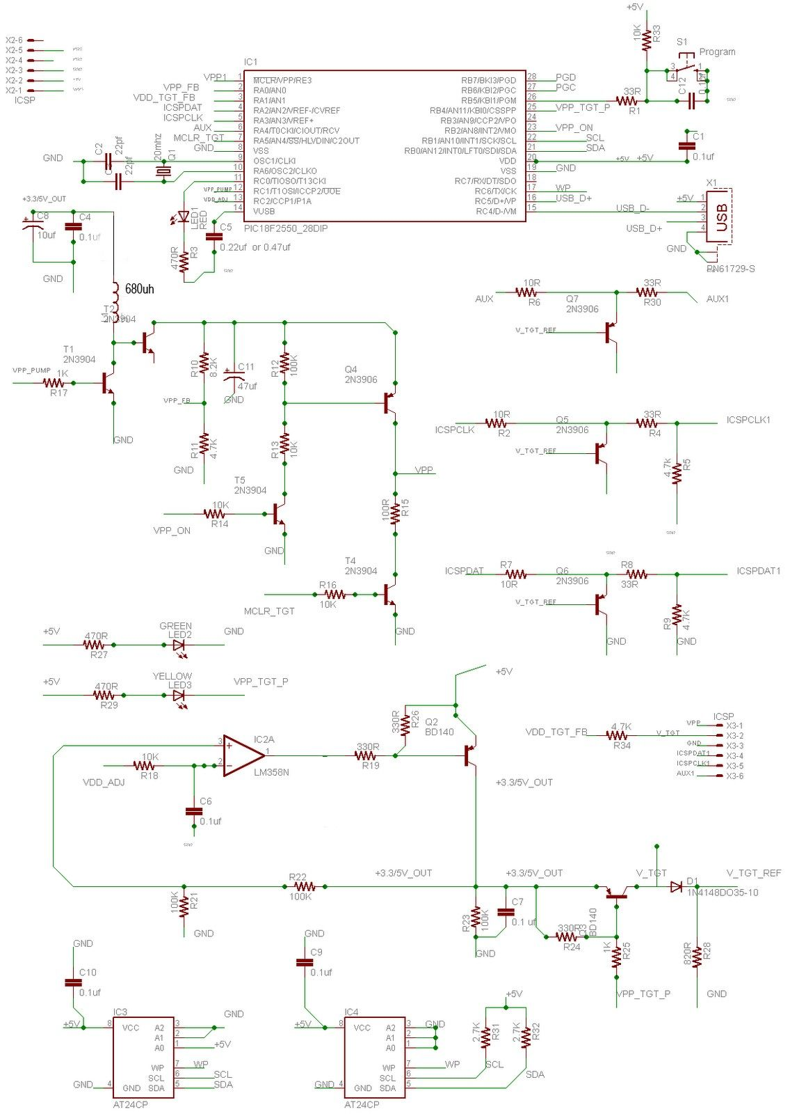 Pickit 3 Schematics Inspirational In 2020 Inspirational Images Relatable Inspiration