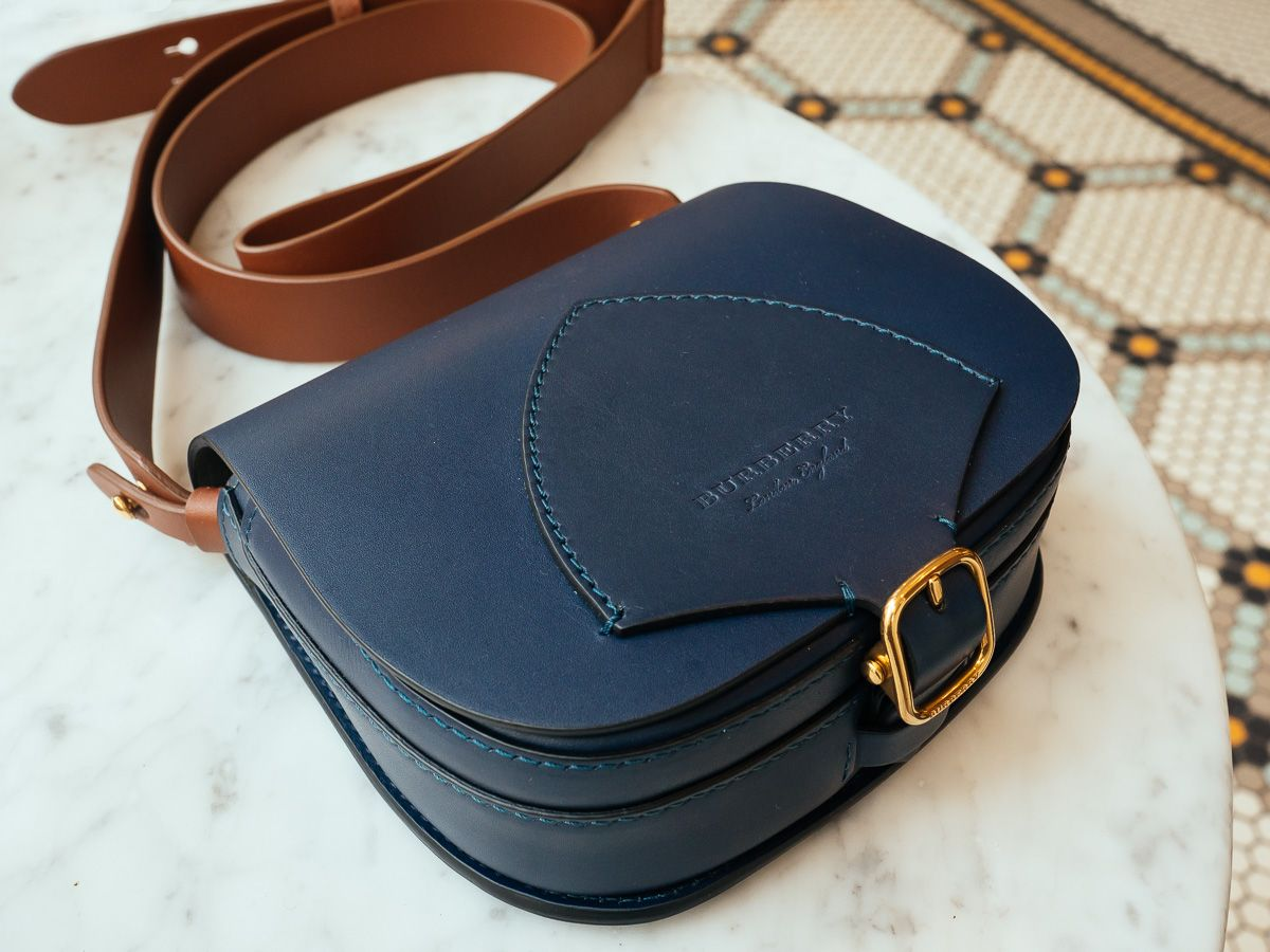 b642ec0eedee It s no secret that Burberry makes some of the best classic bags around.  While other designers are constantly trying to push their limits and  reinvent the ...